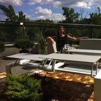 Веранда загородного дома. Мебель Ego Paris (Франция)